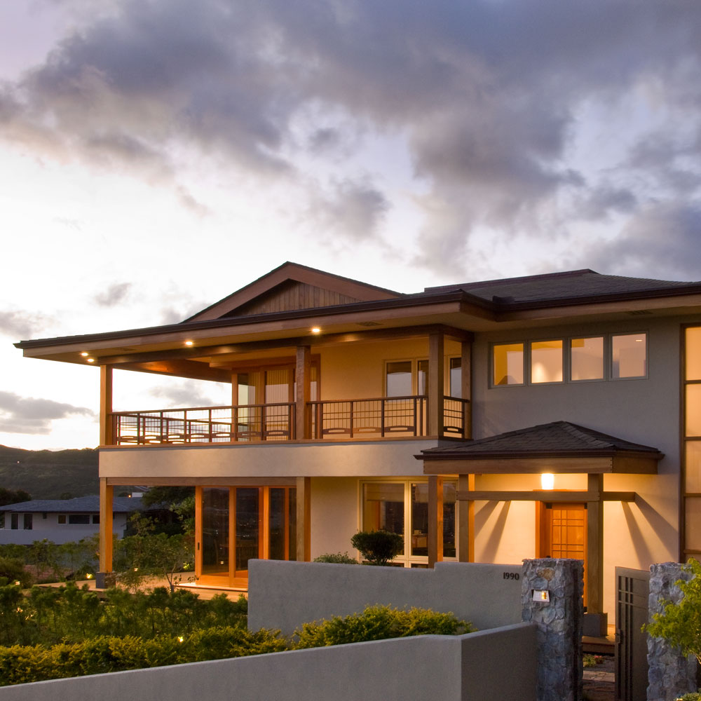 Honolulu, Hawaii Architecture